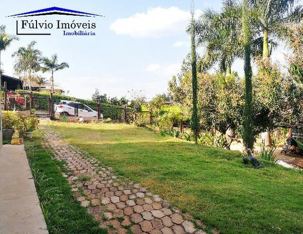 Esplêndida casa em terreno de 2.500m², 4 quartos, área de lazer, no Park Way - Foto 16