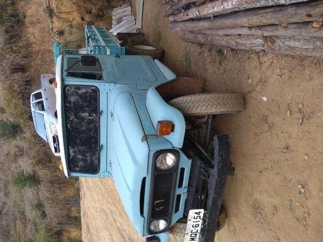 Toyota bandeirante 4x4 80 - Foto 15