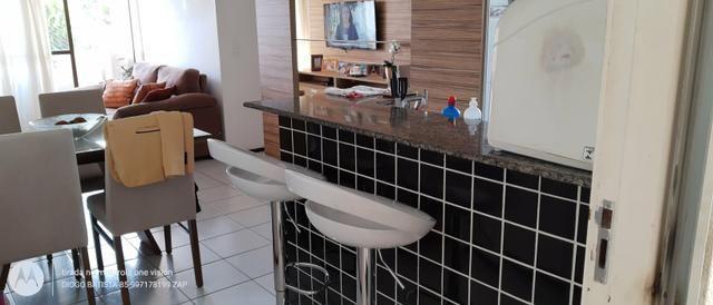 Apartamento no centro de Messejana, _ quartos móveis projetados - Foto 10