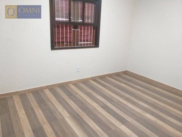 Sobrado com 4 dormitórios à venda, 208 m² por R$ 615.000,00 - Vila Valparaíso - Santo Andr - Foto 16