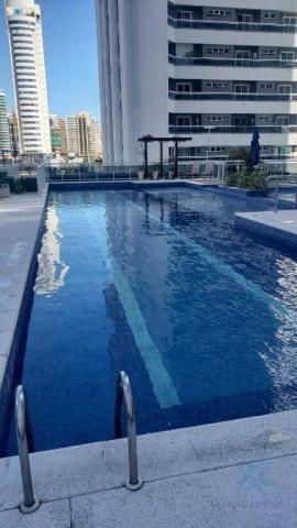 Cobertura com 3 dormitórios à venda, 130 m² por r$ 1.725.000,00 - meireles - fortaleza/ce - Foto 4