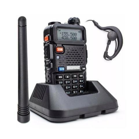 Rádio Comunicador Baofeng Uv-5