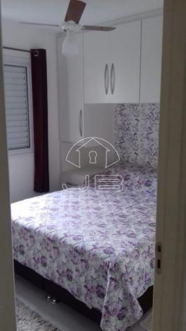 Apartamento à venda com 1 dormitórios em Jardim santa izabel, Hortolândia cod:AP003136 - Foto 10
