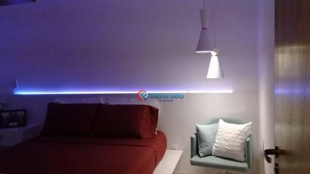 Apartamento à venda, 58 m² por r$ 281.000,00 - jardim marajoara - nova odessa/sp - Foto 11