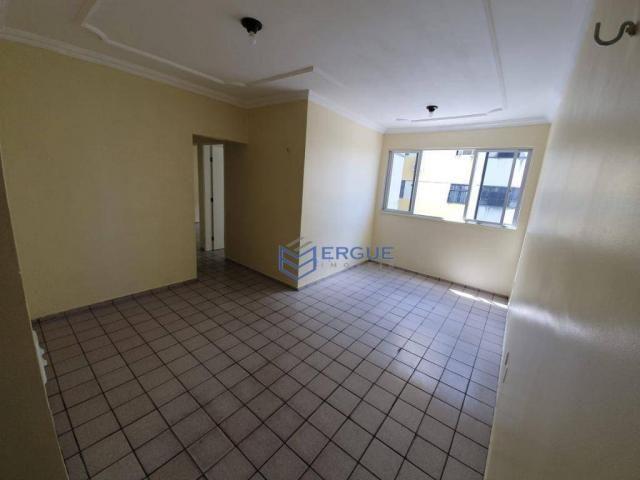 Apartamento com 3 dormitórios à venda, 64 m² por r$ 165.000 - cidade dos funcionários - fo - Foto 11