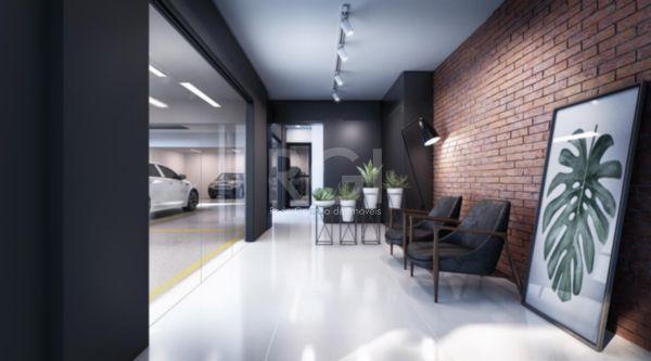 Apartamento à venda com 2 dormitórios em São joão, Porto alegre cod:IK31249 - Foto 3