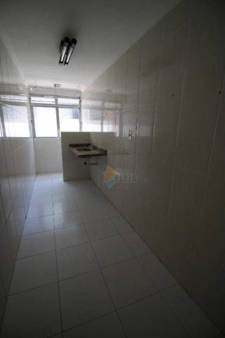 Apartamento com 1 dormitório para alugar, 45 m² por r$ 1.050/mês - tupi - praia grande/sp - Foto 7