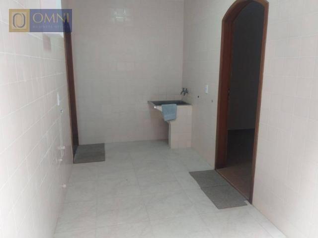 Sobrado com 4 dormitórios à venda, 208 m² por R$ 615.000,00 - Vila Valparaíso - Santo Andr - Foto 9
