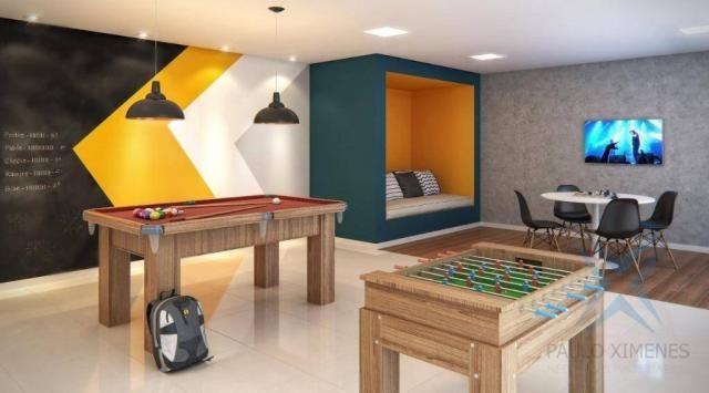 Apartamento com 2 dormitórios à venda, 48 m² por r$ 180.000 - passaré - fortaleza/ce - Foto 6