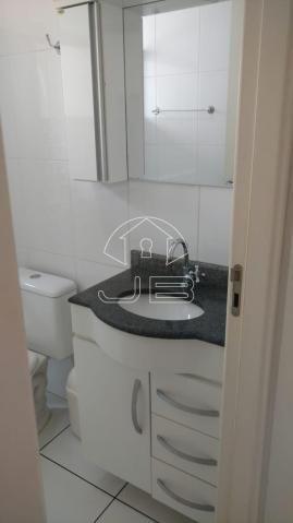 Apartamento à venda com 1 dormitórios em Jardim santa izabel, Hortolândia cod:AP003136 - Foto 19
