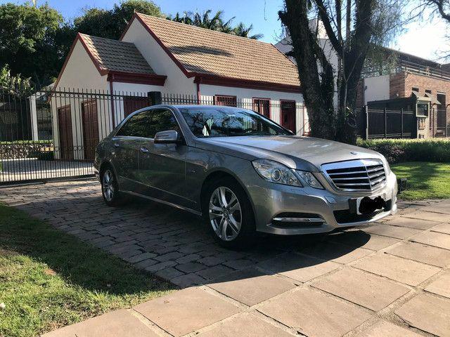 Mercedes benz E 350 blindada de fábrica