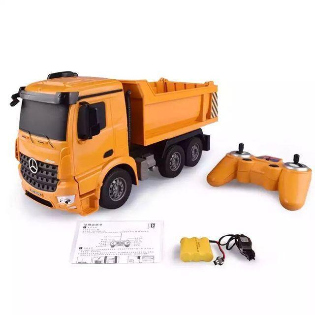 Caminhão de controle remoto 2.4