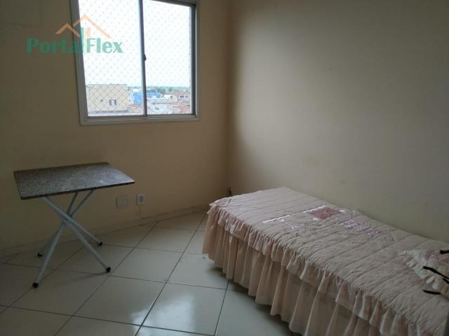 Apartamento para alugar com 3 dormitórios em Morada de laranjeiras, Serra cod:4403 - Foto 19