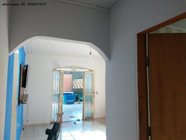 Casa Usada para Venda em Várzea Grande, 07 de maio, 2 dormitórios, 1 banheiro, 1 vaga - Foto 19