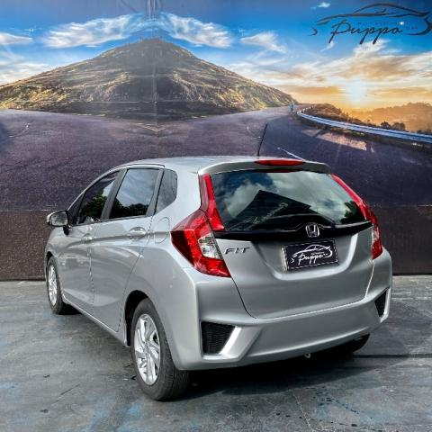 Honda New Fit LX CVT 1.5 - Foto 6