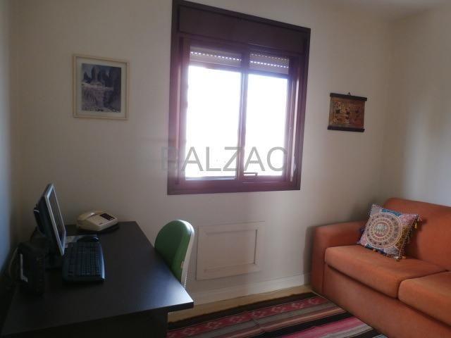 Petrópolis, linda vista, escritório, 2 vagas, mobiliado, 3 d, suíte - Foto 12