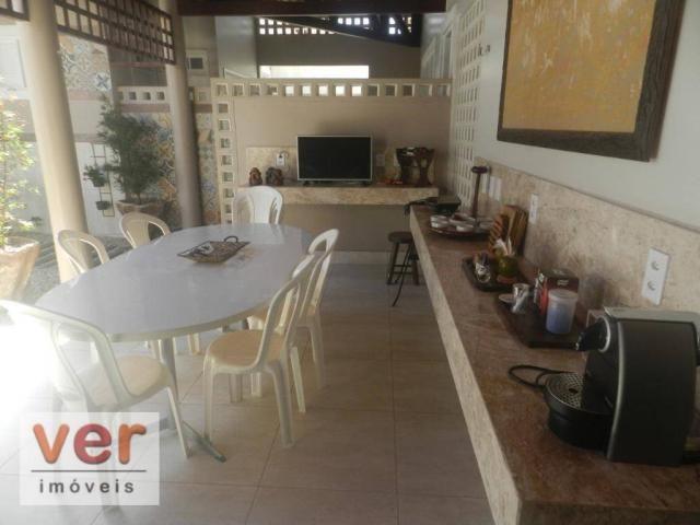 Casa à venda, 420 m² por R$ 1.000.000,00 - Edson Queiroz - Fortaleza/CE - Foto 19