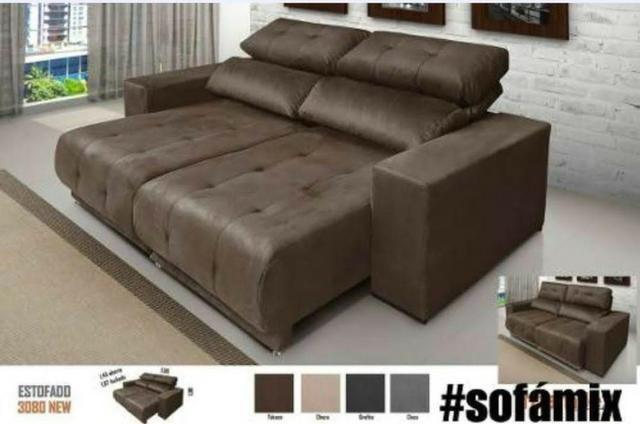 Sofa reclinavel 3 Lugares - Móveis - Centro, Sorocaba ...