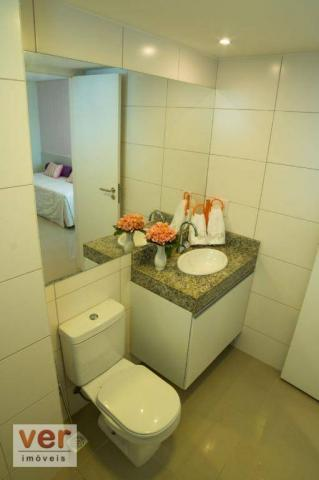 Apartamento à venda, 111 m² por R$ 1.060.000,00 - Cocó - Fortaleza/CE - Foto 5