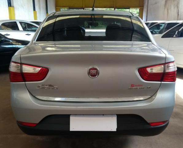 Fiat/Gran Siena attractive 1.4 flex 17/17 completo - Foto 4