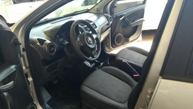 Fiat/Gran Siena attractive 1.4 flex 17/17 completo - Foto 6