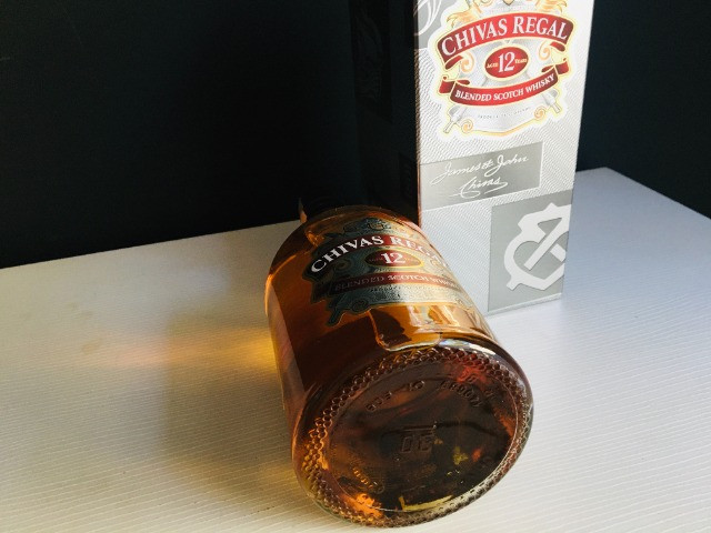 Whisky Chivas Regal 12 Anos 1L (Entrega Gratis)