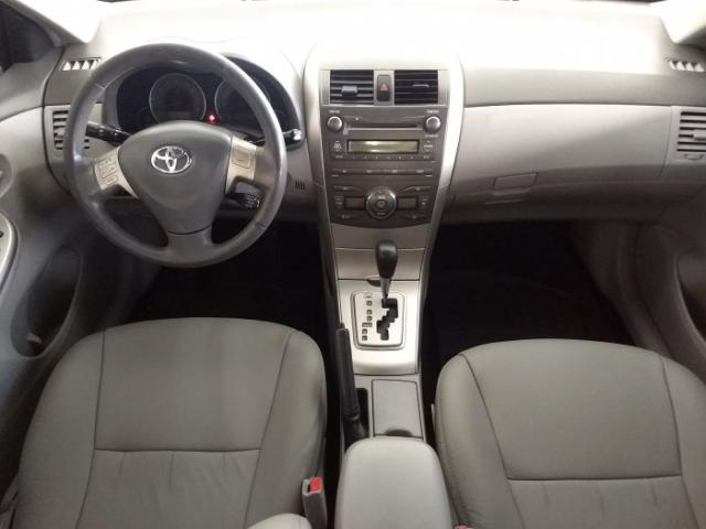 Toyota corolla 2010 1.8 xei 16v flex 4p automÁtico - Foto 7