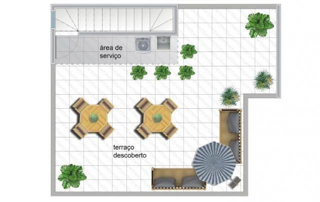 Apartamento à venda com 2 dormitórios em Serrano, Belo horizonte cod:IBH1784 - Foto 11