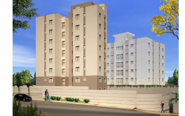 Apartamento à venda com 2 dormitórios em Serrano, Belo horizonte cod:IBH1784