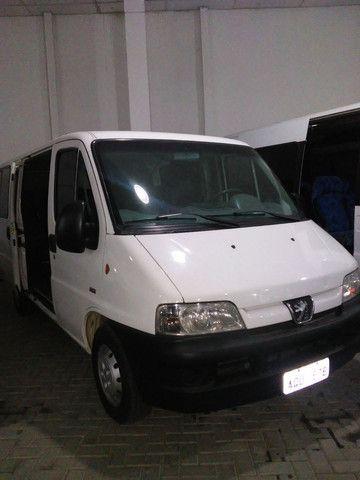Peogeot boxer minibus