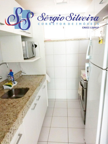 Apartamento no Palm Beach no Porto das Dunas com 2 quartos - Foto 8