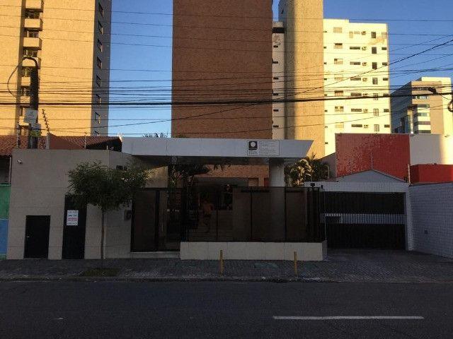 (A499) 2 Quartos, 1 Suíte, 66 m2, Perto Av D Luiz.Aldeota