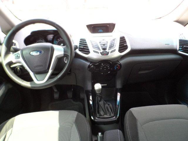 Ford Ecosport Freestyle 2014, 1.6 mec. excelente estado - Foto 4