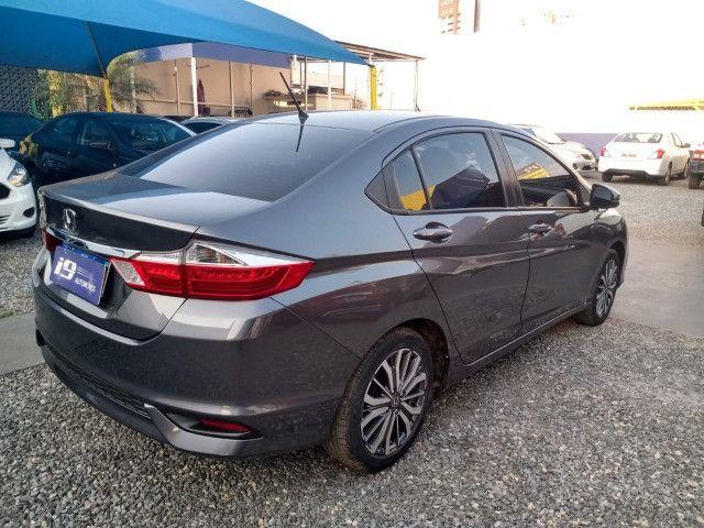 Honda city lx 1.5 aut 2018 pra vende rapido - Foto 6