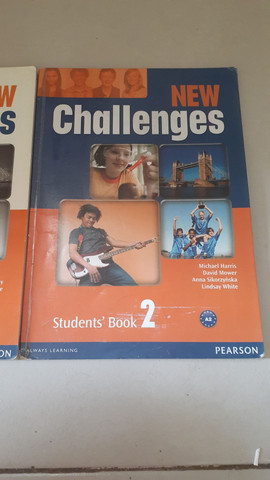 New Challenges A2 Student's Book 2 e Workbook com CD 2 Pearson - Foto 4