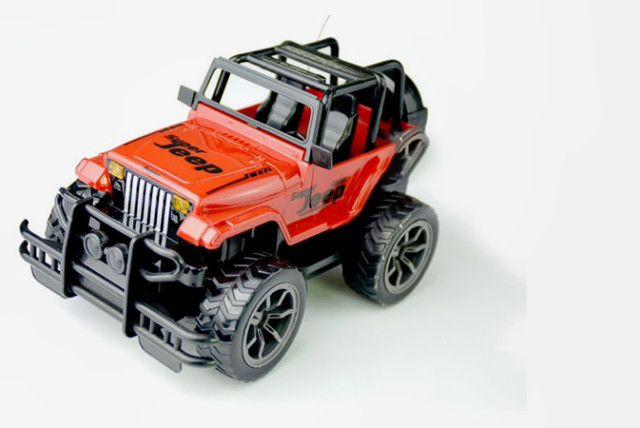 Jeep Radio controlado Fortress - Foto 5