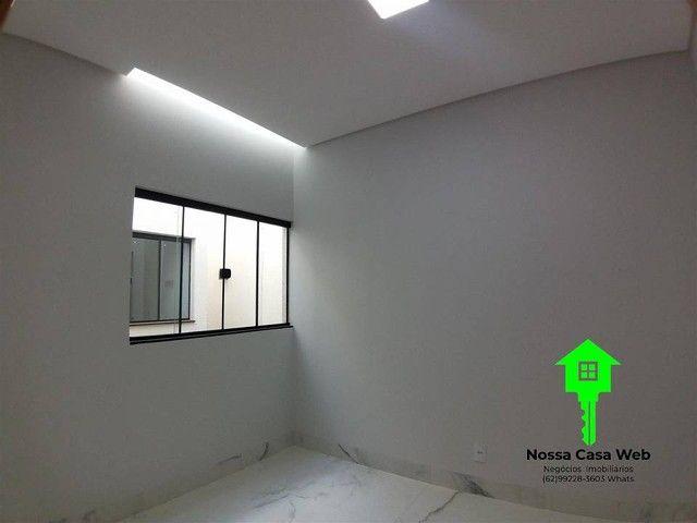 Casa para venda tem 138 metros quadrados com 3 quartos em Parque das Flores - Goiânia - GO - Foto 3