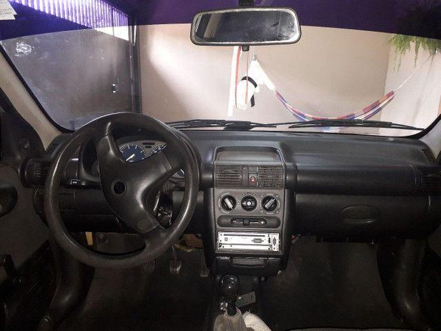 Corsa sedan  classic 1.0, 2002/2003 , 4 portas  - Foto 6