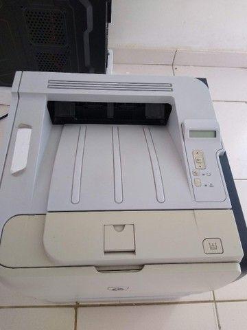 Impressora HP LaserJet P2055dn - Foto 3