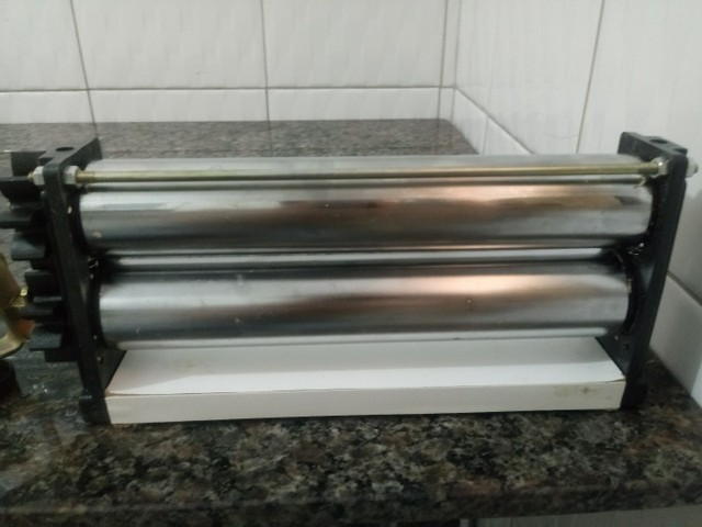 Cilindro de massa semi novo  - Foto 2