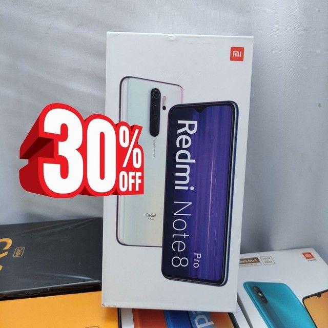 Magnífico! Redmi Note 8 PRO da Xiaomi.. Novo Lacrado com Pronta Entrega