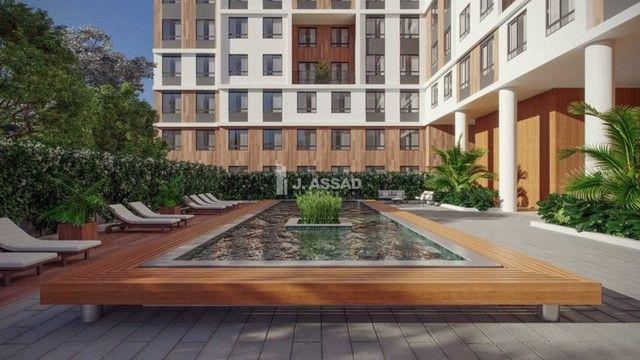 GARDEN com 1 dormitório à venda com 129.55m² por R$ 492.614,33 no bairro Água Verde - CURI - Foto 12