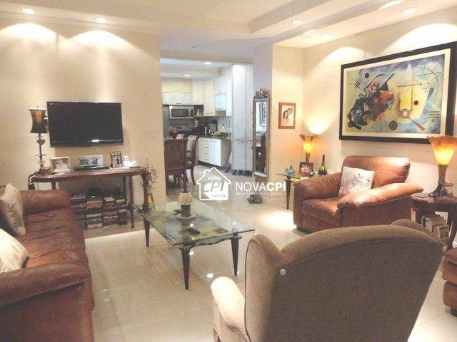 Apartamento com 2 dormitórios à venda Pompéia - Santos/SP - Foto 6