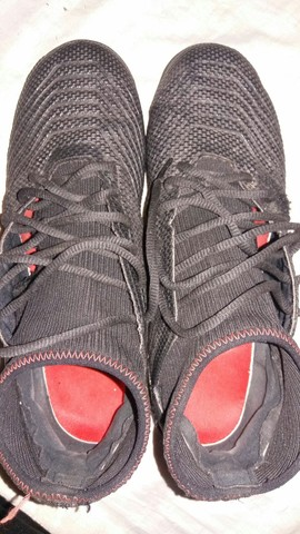Chuteira de society Adidas número 40  - Foto 4
