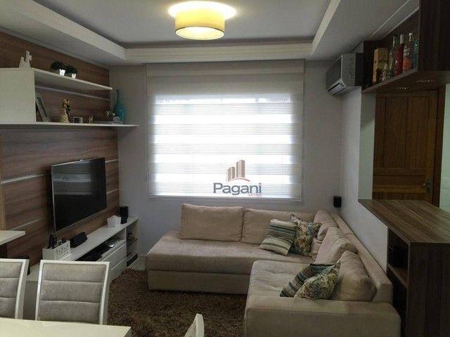 Sobrado com 2 dormitórios à venda, 90 m² por R$ 350.000,00 - Madri - Palhoça/SC