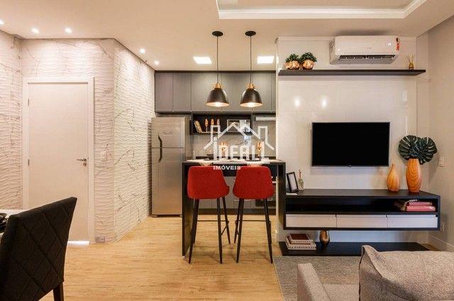 Apartamento para venda com 57 m² e lazer completo - Foto 12