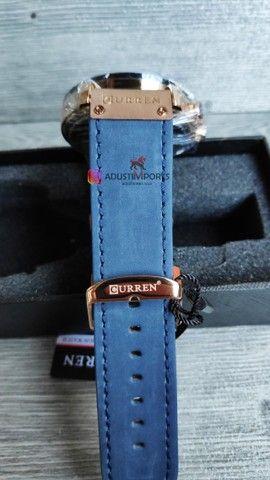 Dia dos namorados está chegando! Relógio importado novo e com garantia! - Foto 4