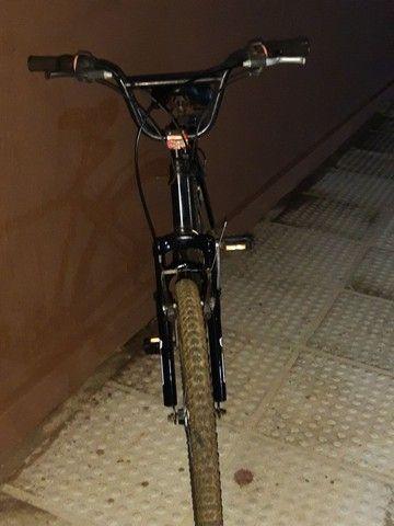 Bicicleta em alumínio com nota fiscal - Foto 3