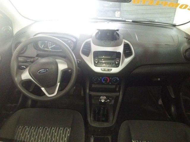 ka sedan 1.5 se completo 2019 com gnv ent : 10mil +48x 1200,00 - Foto 2