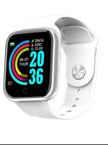 Smartwatch com notificações de mensagem e monitor de exercícios - Foto 5